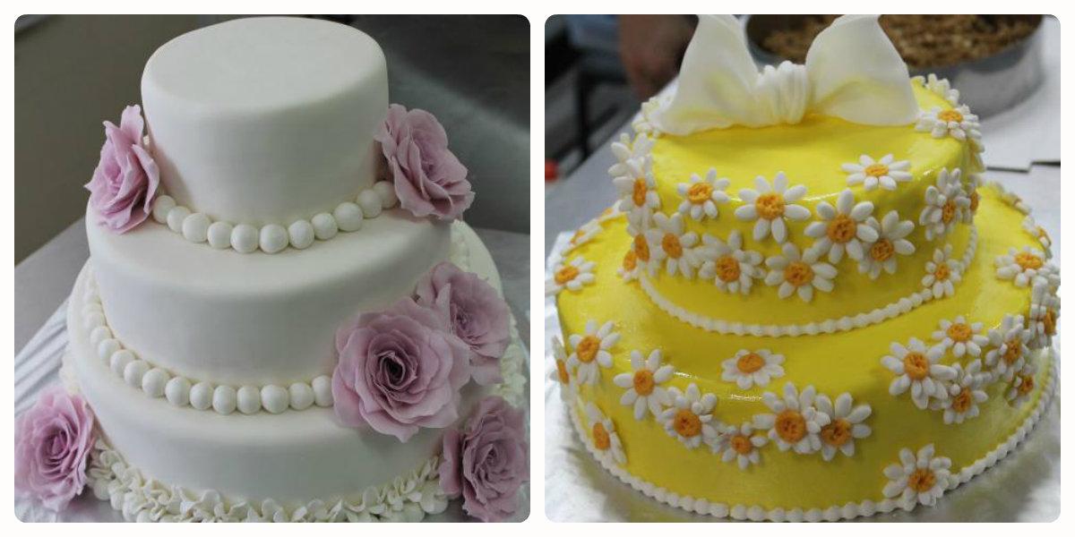 Скидка на свадебный торт!
