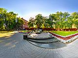 Памятник Андрею Платонову
