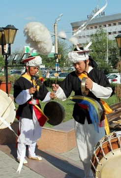 Концерт корейско-татарской традиционной музыки. 4 декабря