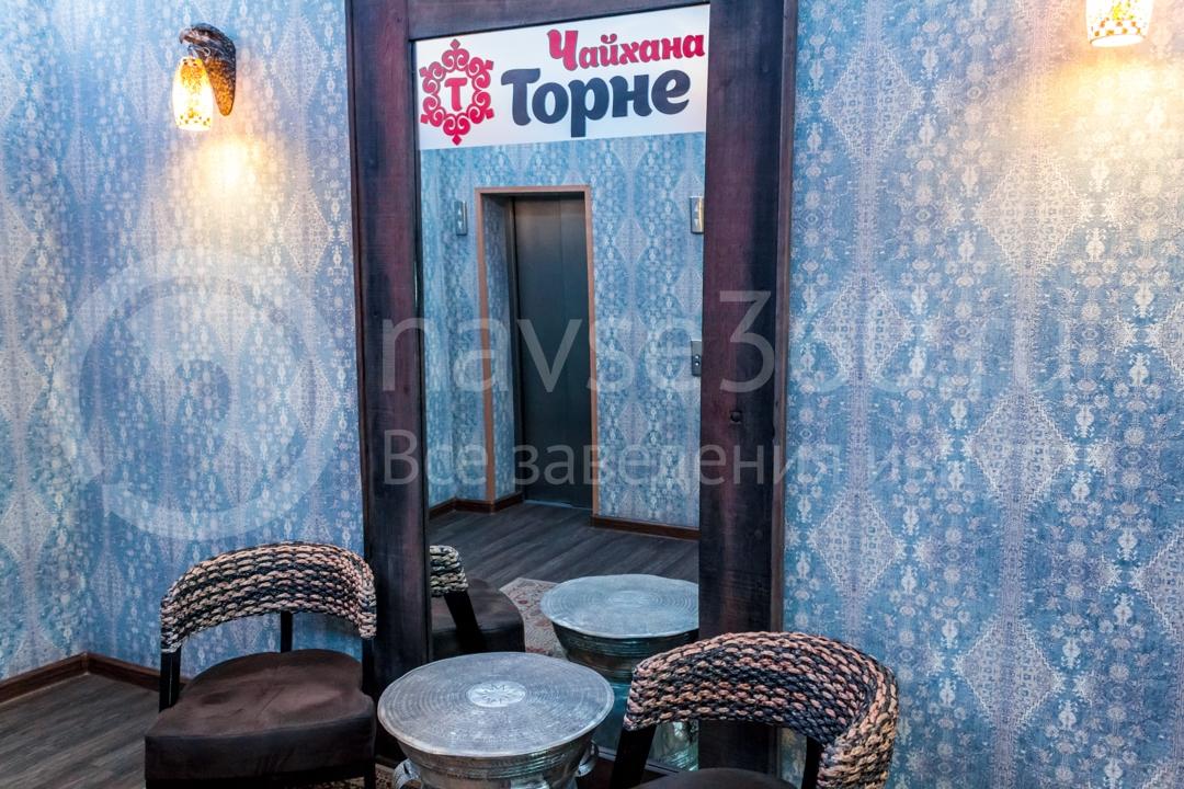 Вид внутри ресторана Торне, Сочи 10