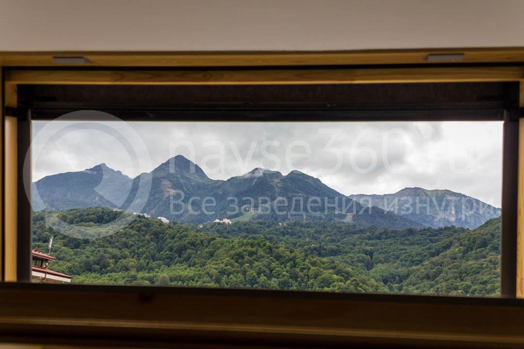 Вид из отеля Калипсо в Сочи 3