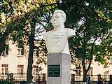 Бюст А.В Ляпидевского