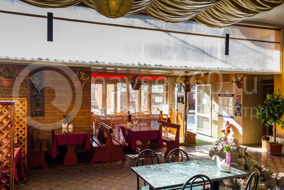 Столовая отеля Leo Grand в Сочи 3