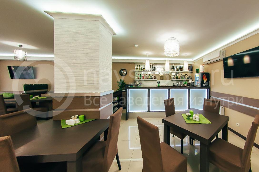 Отель Парк Хаус Дивноморское, кафе 1