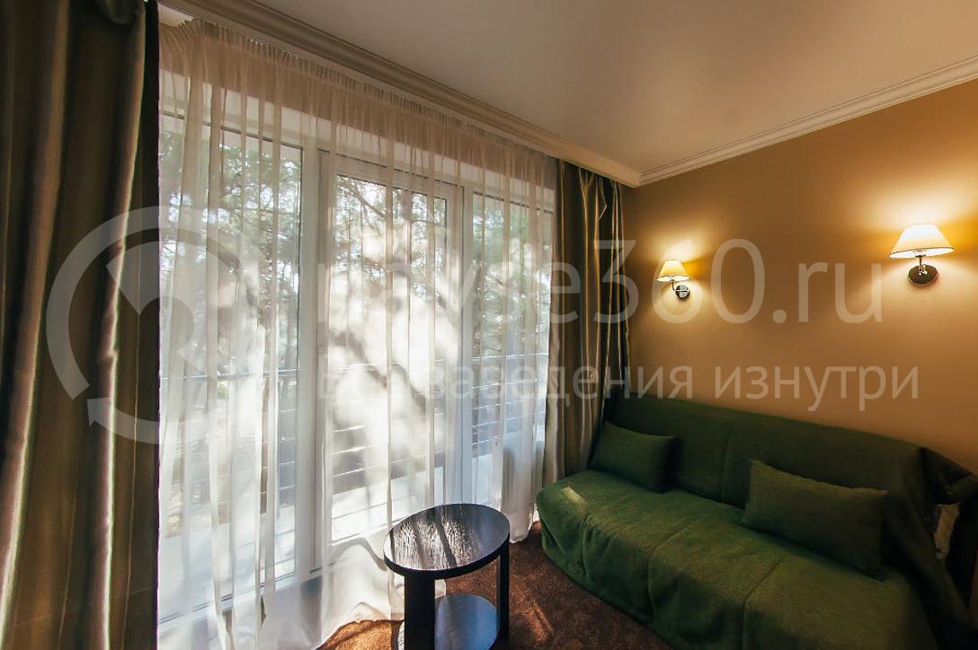 Отель Парк Хаус Дивноморское, люкс 2