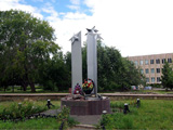 Памятник воинам-интернационалистам (ГЭС)
