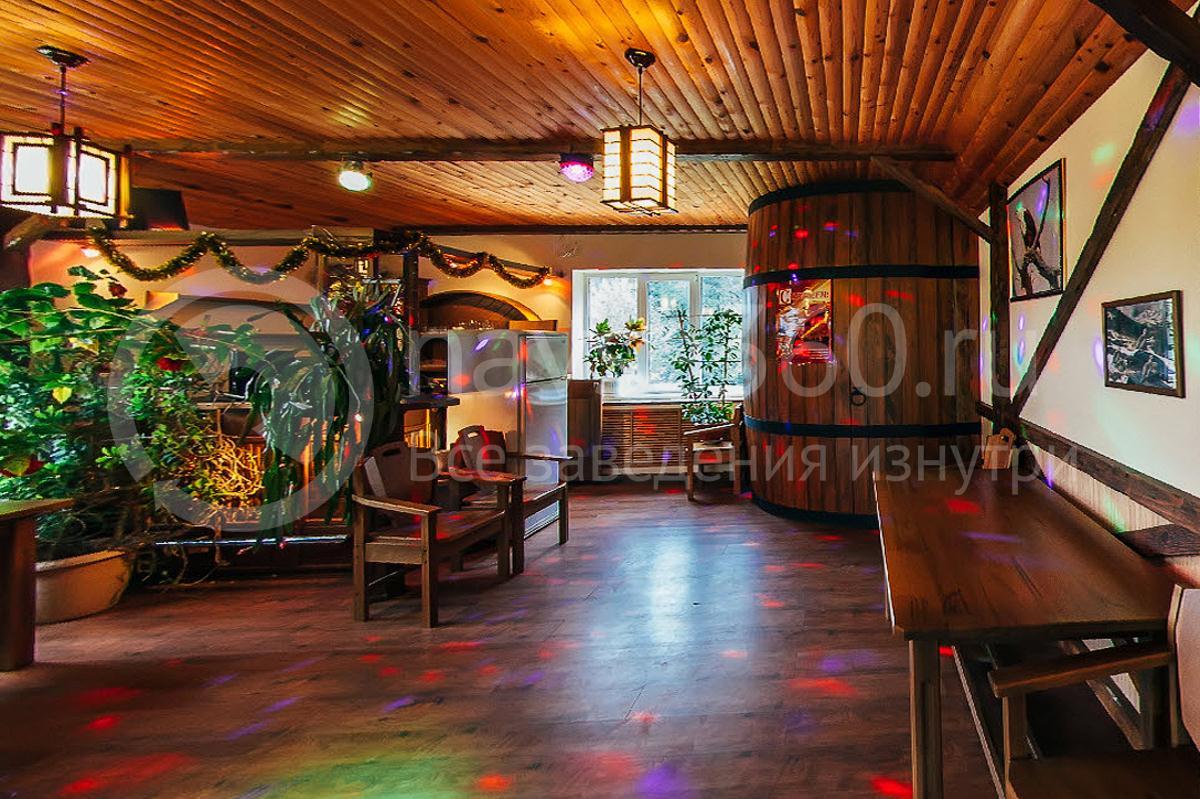 Гостевой дом Турист, хутор Гуамка Краснодарский край, ресторан