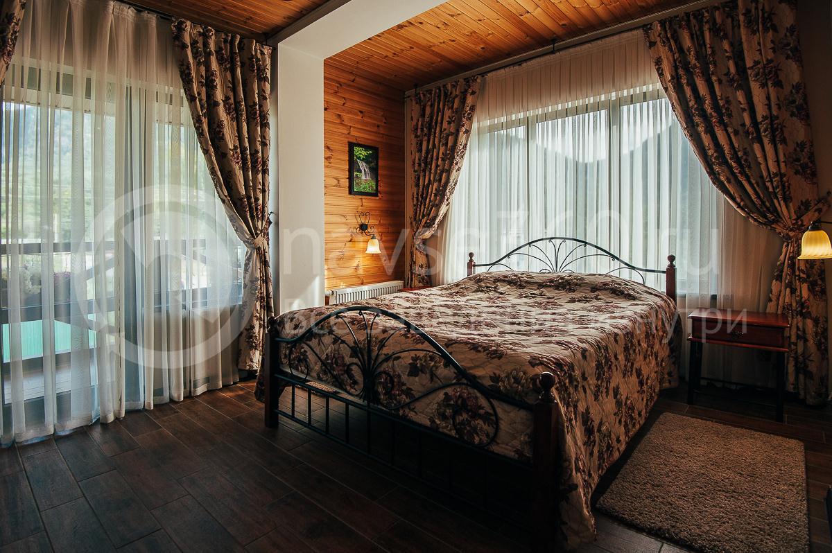 Отель Куршевель, Гуамка, Краснодар, люкс