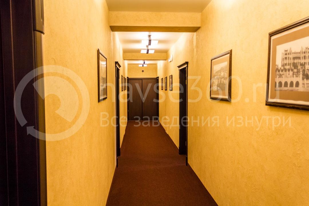Гостиница Абрис в Сочи