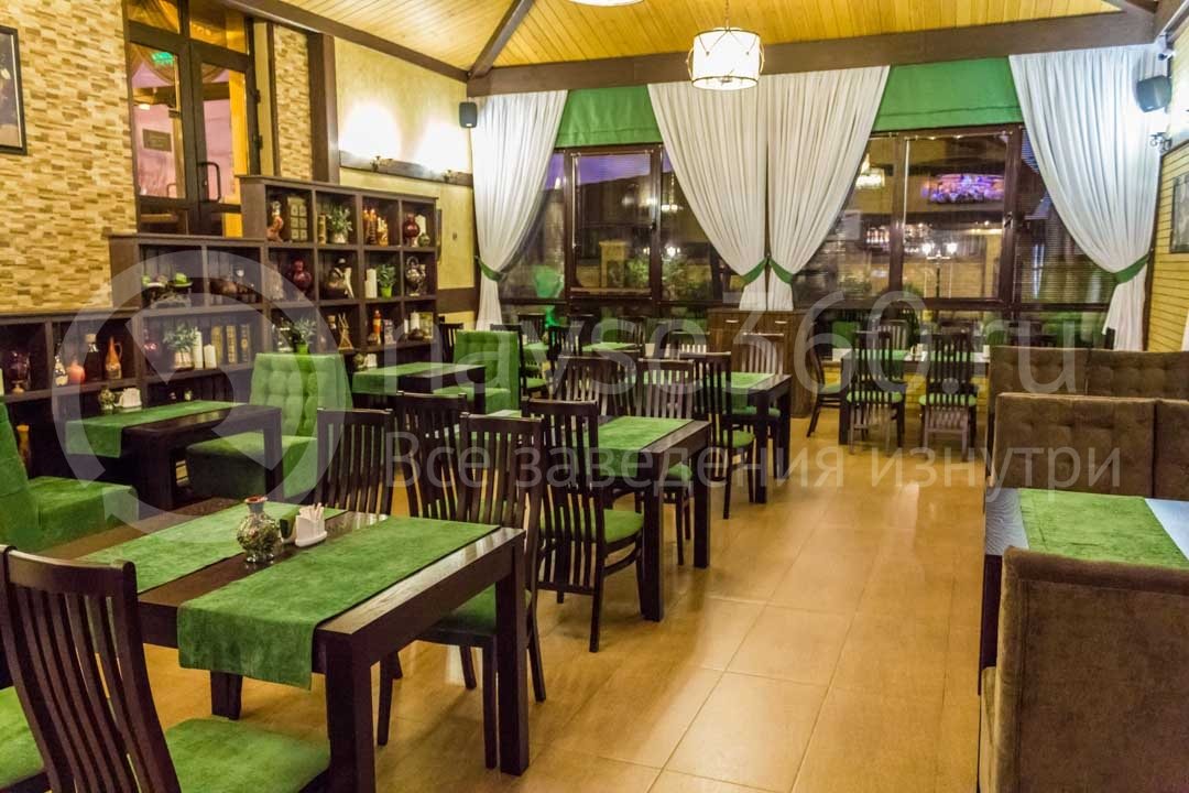Кафе в гостинице Абрис в Сочи