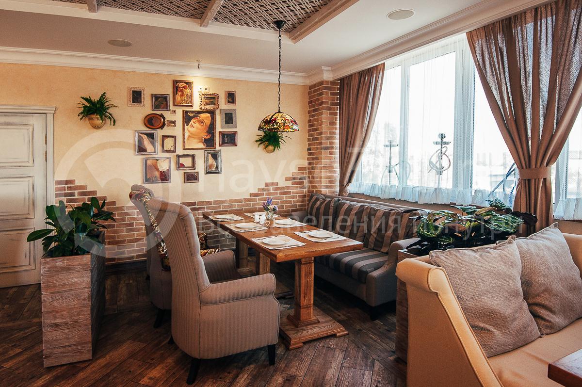 Ресторан La Веранда, ТЦ AVM Краснодар, мягкая зона