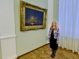 Музей Нестерова М.В. Айвазовский И.К. - Ночь в Венеции.