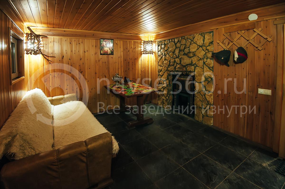 Гостевой дом Эко Дом, Гуамка, баня
