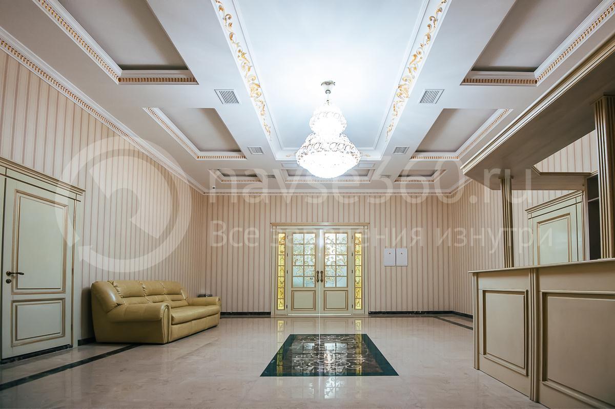 Ресторан, Банкетный зал, Опера палас, Краснодар, холл зала на 250 человек 1