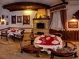 Югославия, ресторан