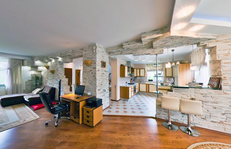 Купить дом в Анапе - гостиная комната 41
