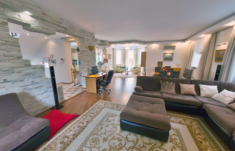 Купить дом в Анапе - гостиная комната 56