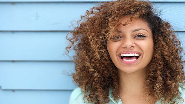 Свежая улыбка