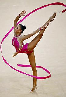Турнир по художественной гимнастике памяти Натальи Лифиренко