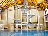 Буртасы, дворец водного спорта