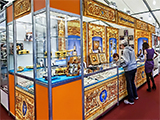 Выставка «Янтарь Балтики»