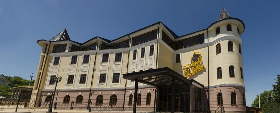 Онегин, гостинично-ресторанный комплекс