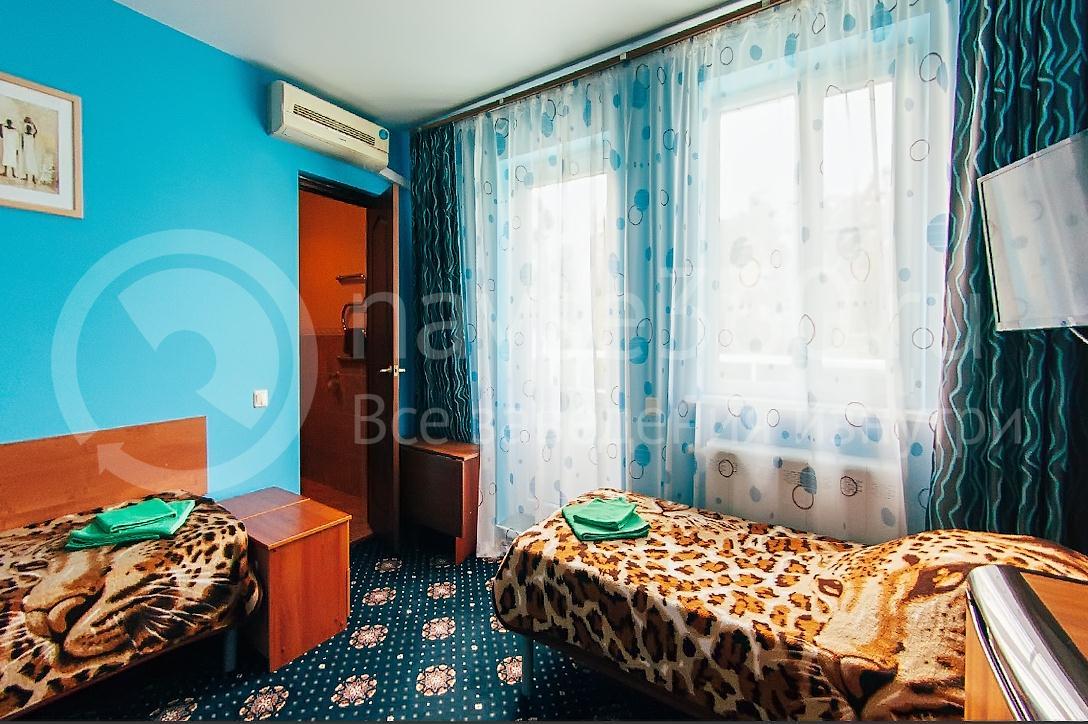 Отель изумрудный кабардинка геленджик 11