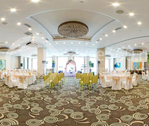 Ramada банкетный зал Казань