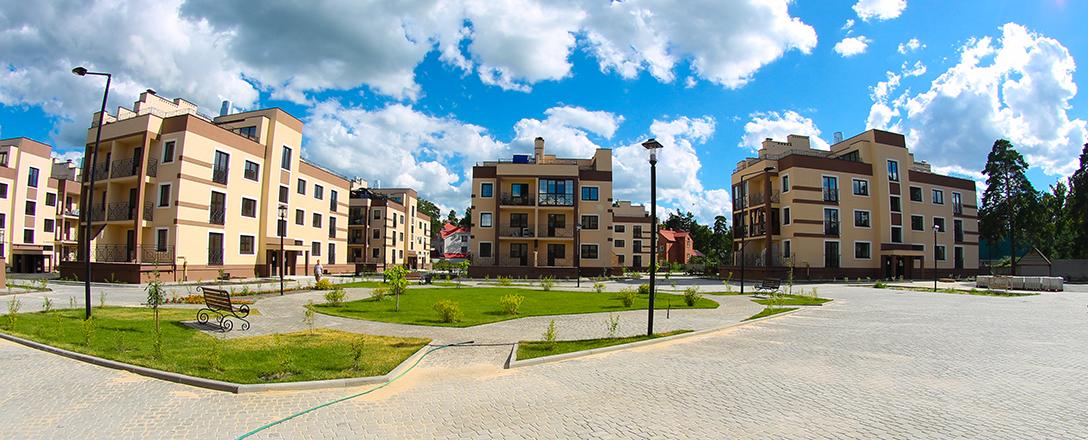 Жилой комплекс «Дубровский»