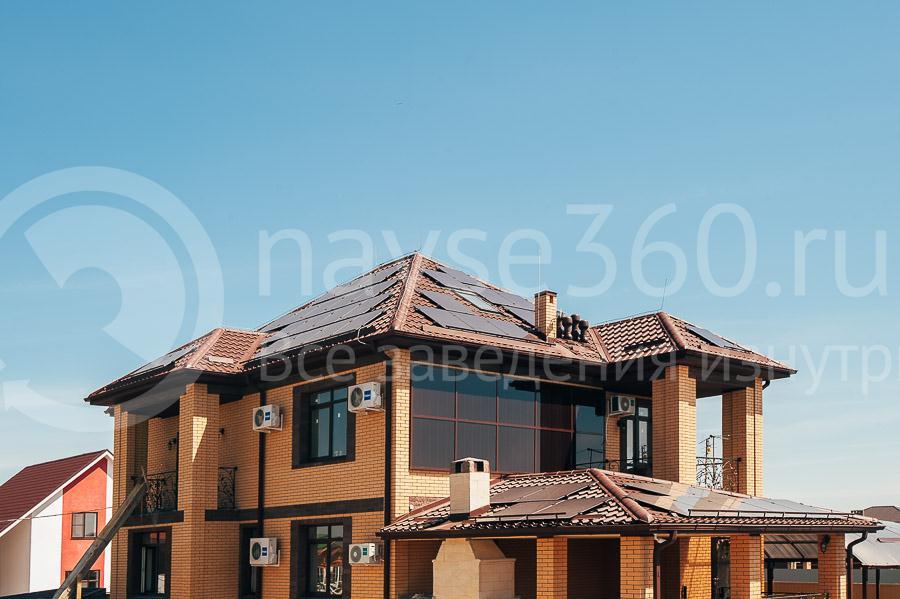 Умная энергия солнечные батареи краснодар 05