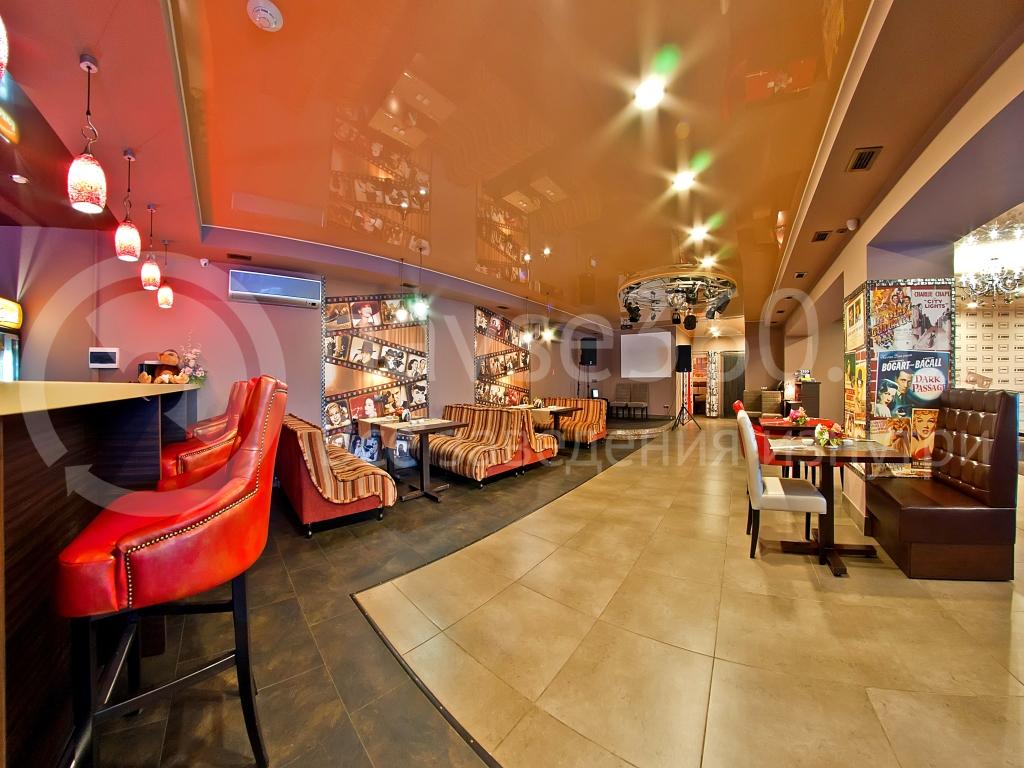 ресторан в кино бар