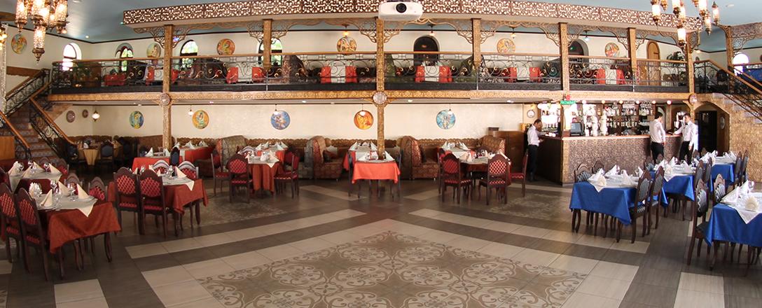 Форт, ресторан
