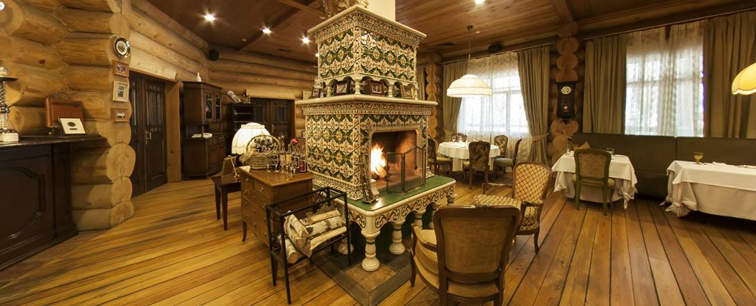 На Даче, ресторан русской кухни