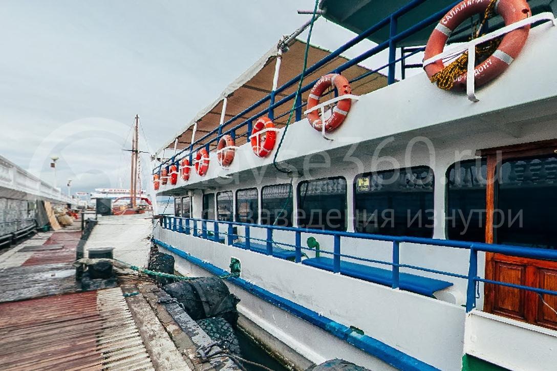Саламандра, лайнер морские прогулки геленджик 02