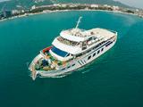 Морской лайнер Империя для путешествий и развлечений, Геленджик. Адрес, телефон, фото, часы работы, виртуальный тур, отзывы на сайте gelendgik.navse360.ru
