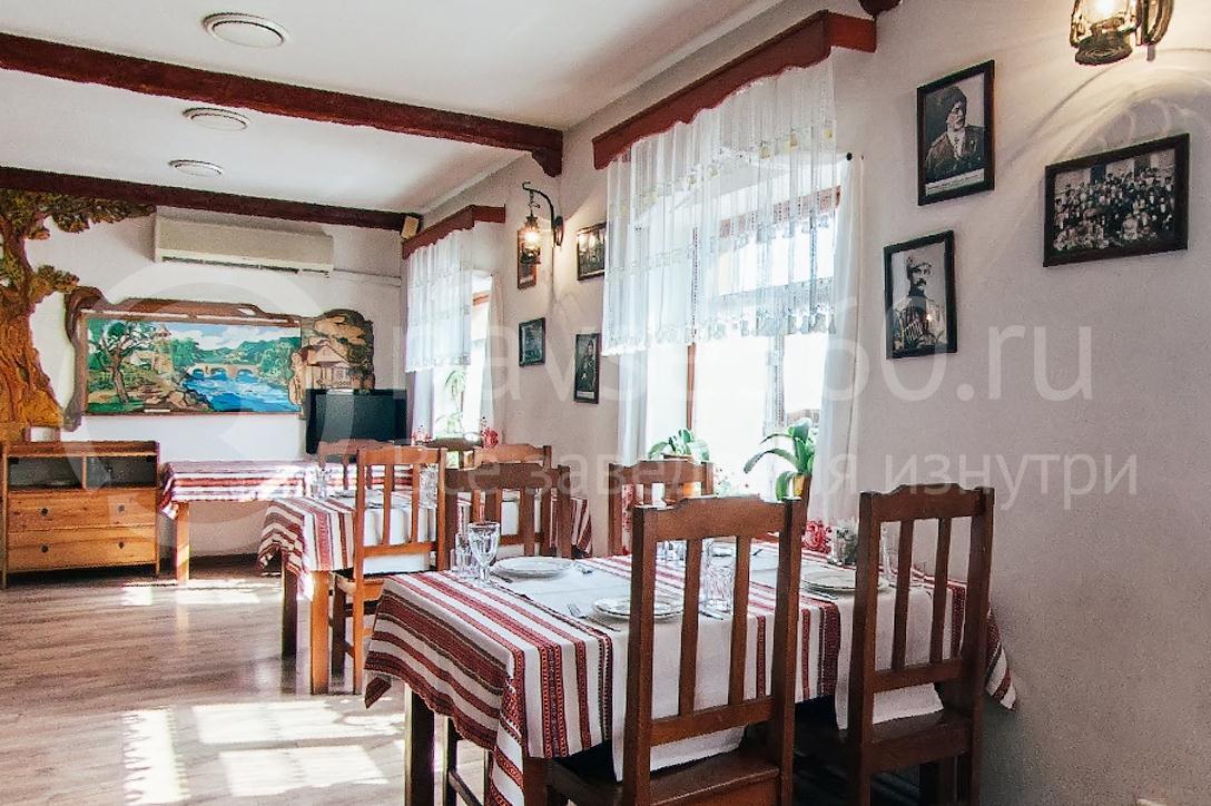 ресторан казачий хуторок краснодар хата казака 09