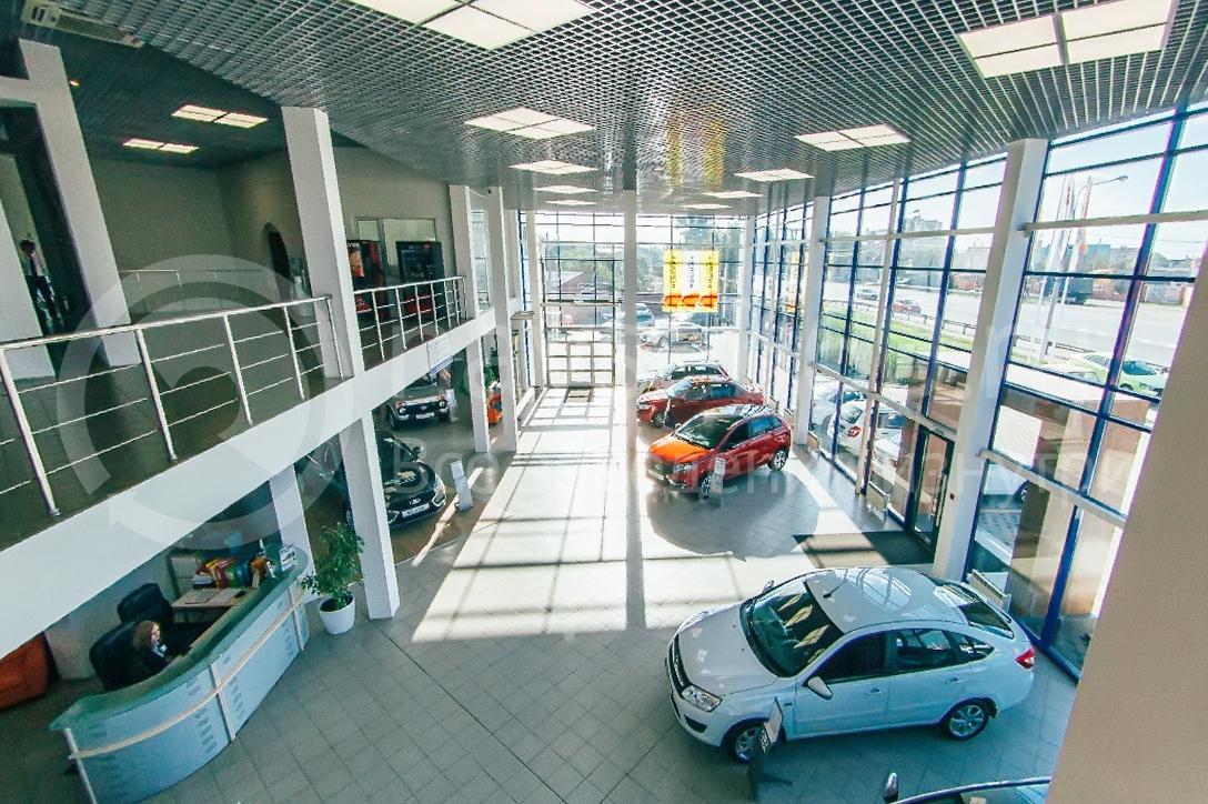 Первый лада центр автосалон краснодар 06