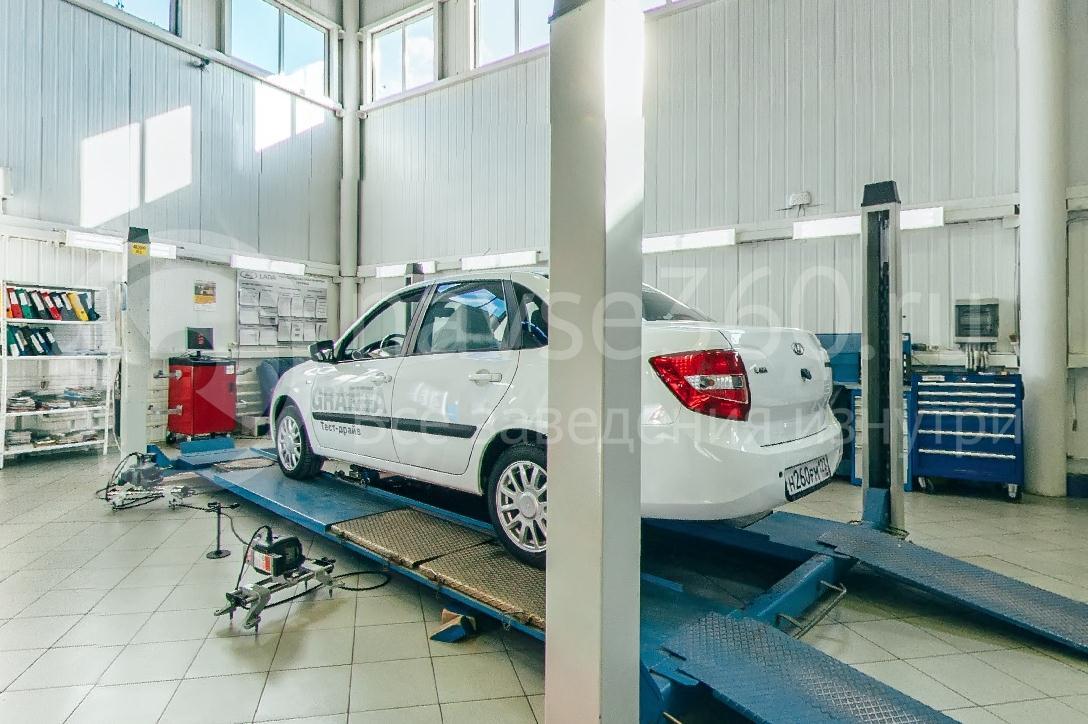 Первый лада центр автосалон краснодар 12