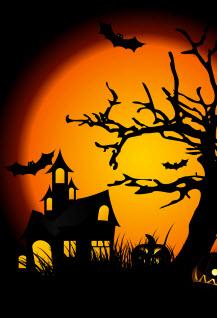 Не ангельская вечеринка Hallowen!