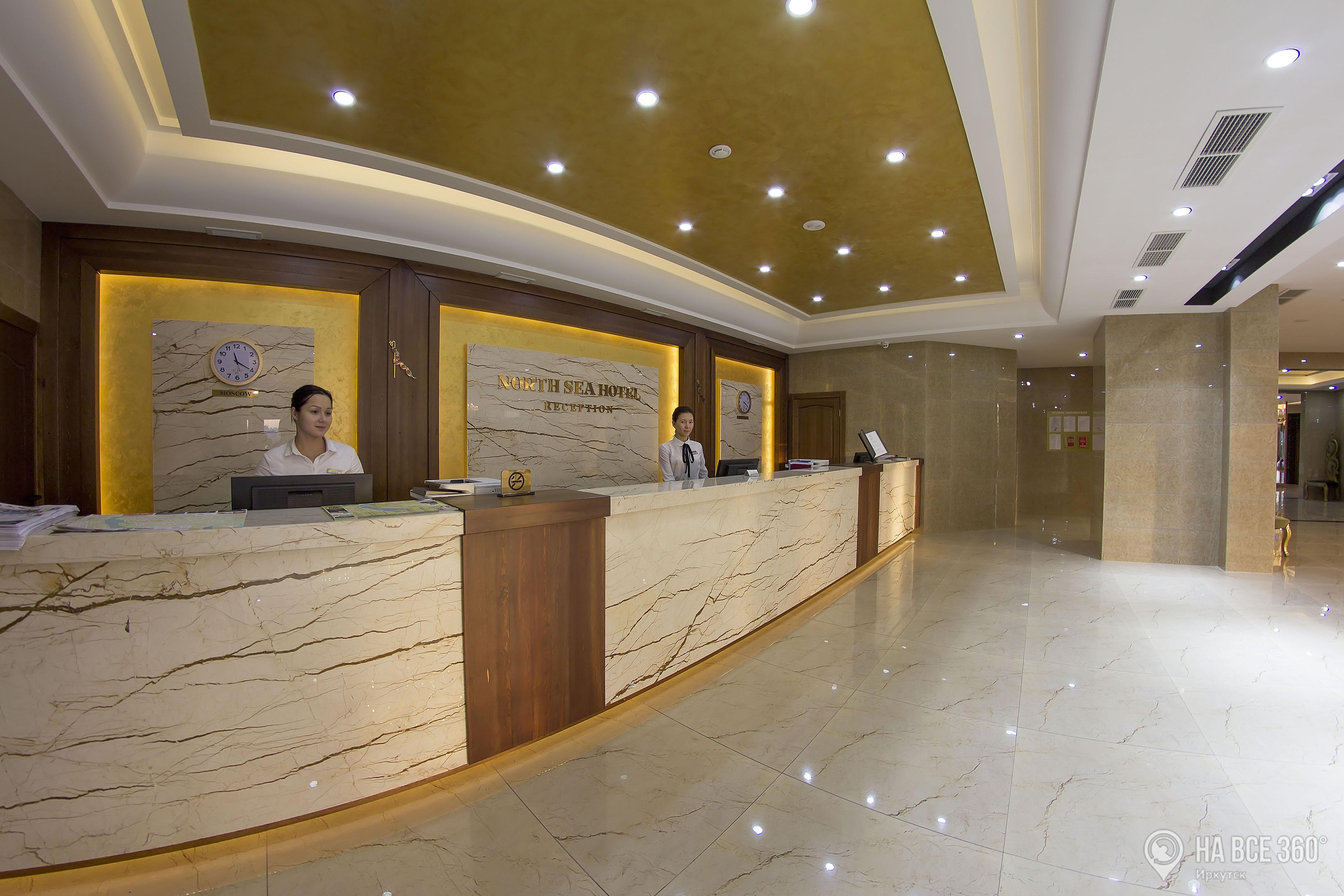 Бизнес отель в Иркутске