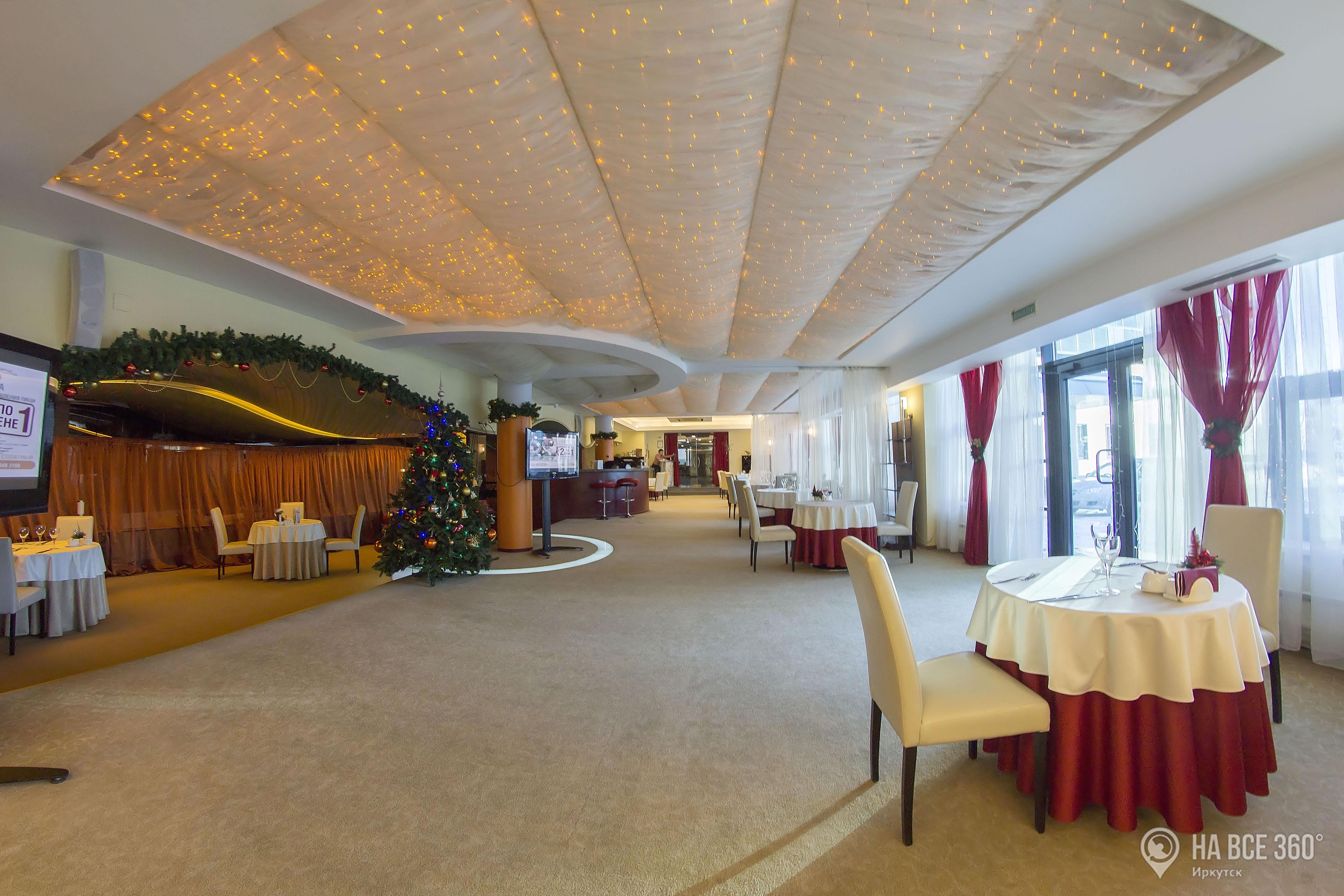 Ресторан Авантаж в Иркутске