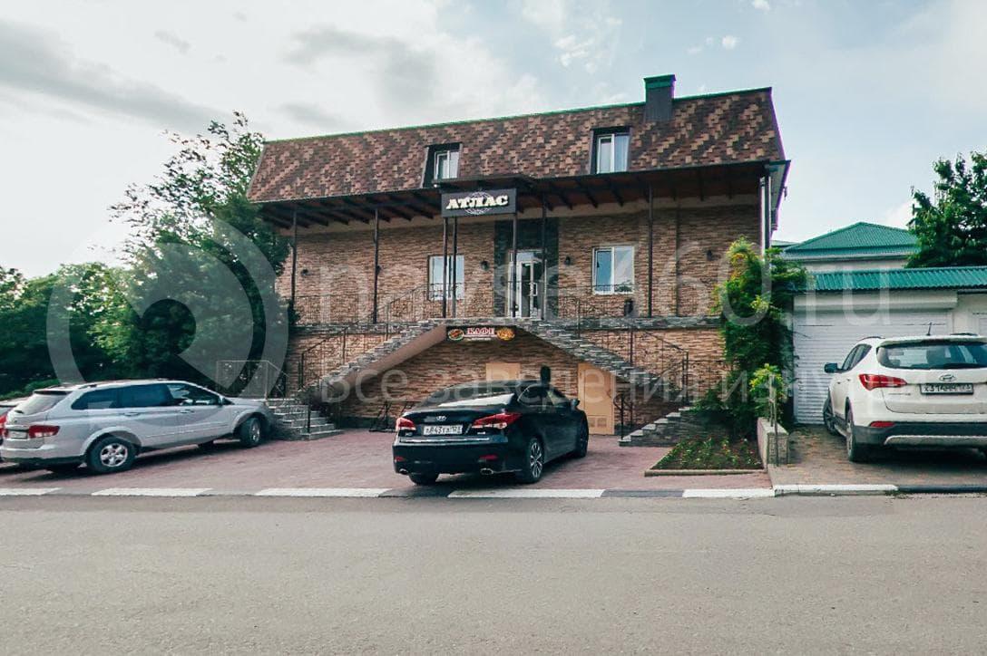 отель атлас геленджик фасад