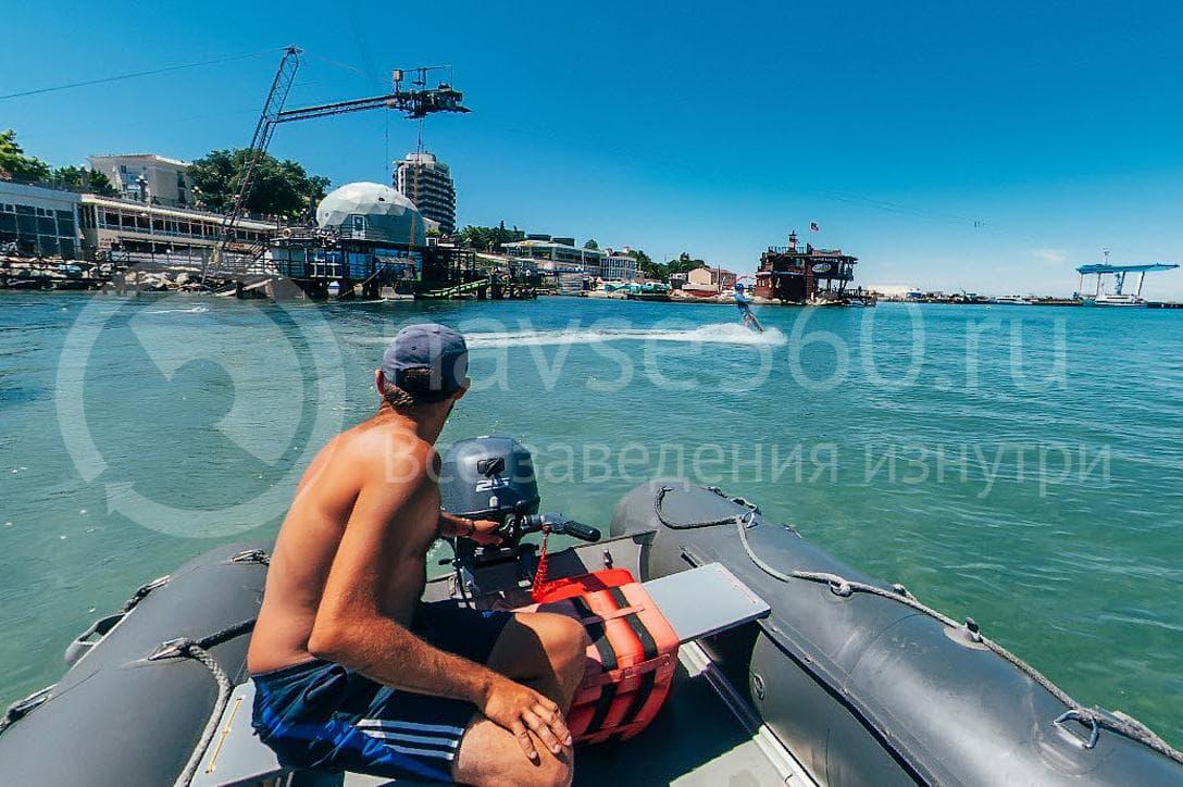 воднолыжный парк анапа море удовольствия 06