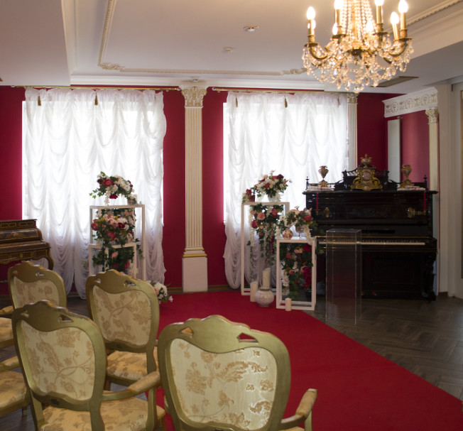 Chateau, банкетный зал