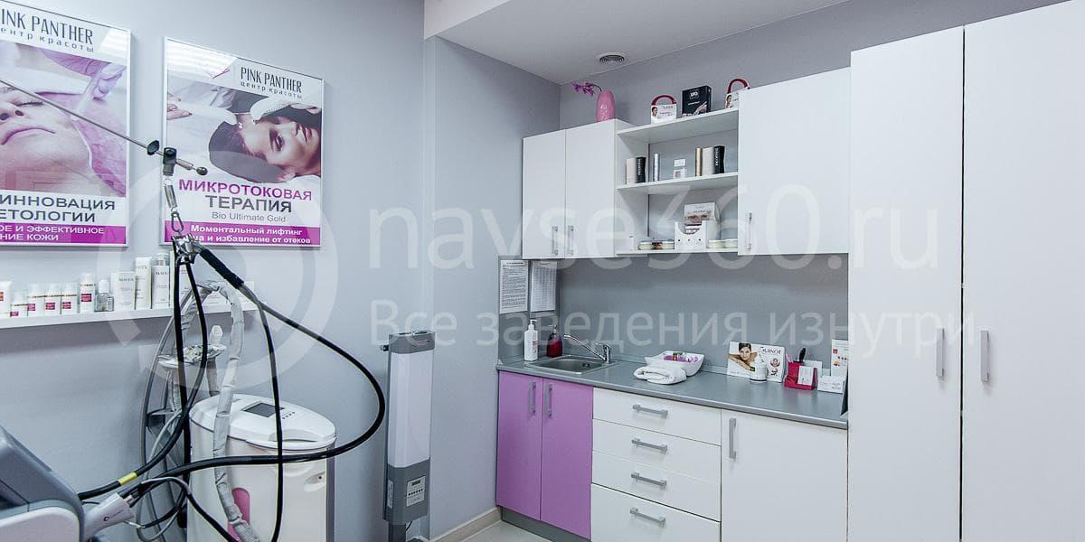 Pink Panther, салон красоты Бабушкина, 22