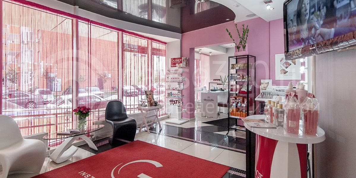 Pink Panther, салон красоты Бабушкина, 28