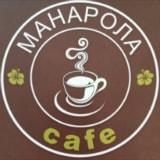 Манарола, кафе