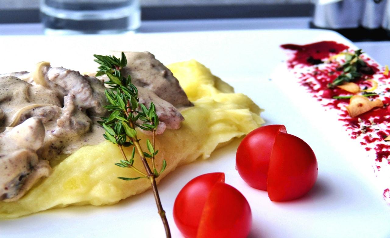 Отель Ibis Краснодар меню ресторана 5