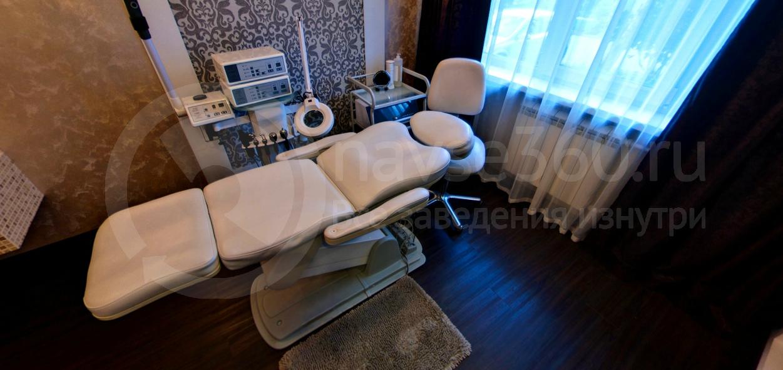 Зал косметологии в доме красоты Бомонд