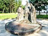 Памятник Святой Троице
